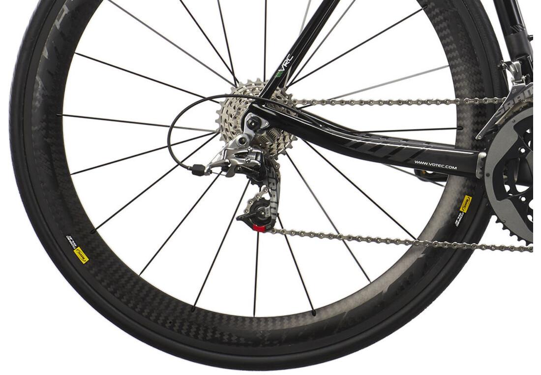 VOTEC VRC Elite Carbon Racercykel - till fenomenalt pris på Bikester